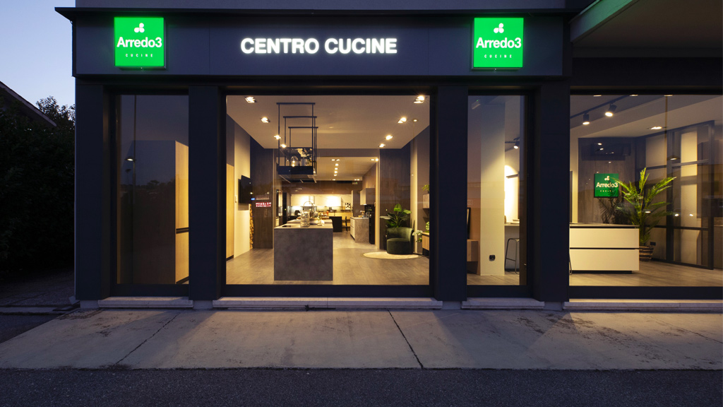 Apertura nuovo Centro Cucine Arredo3